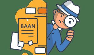 Baan Zoeken