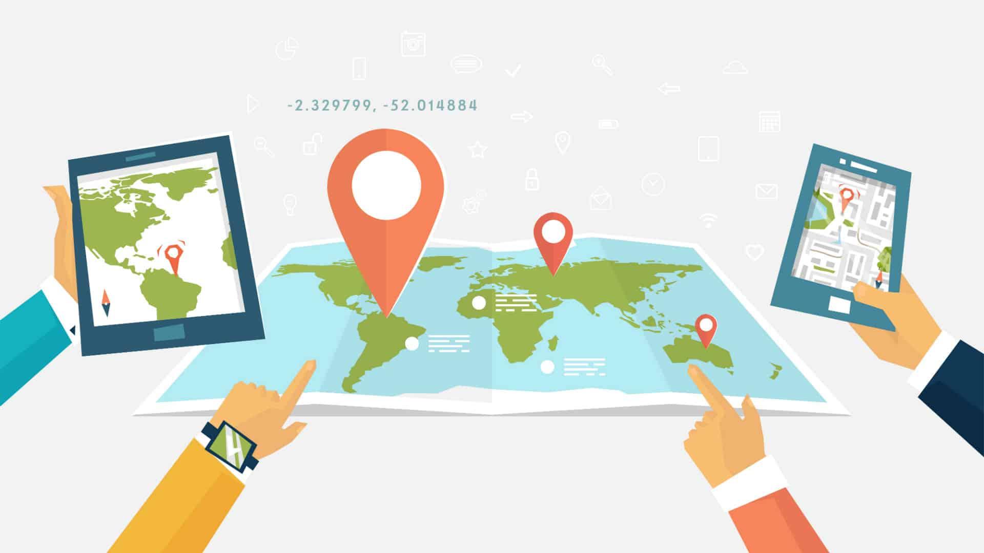 Geolocatie belangrijk voor je bedrijf?