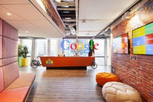 google-amsterdam-kantoor-balie