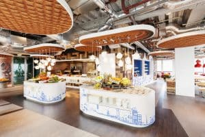 google-amsterdam-kantoor-restaurant