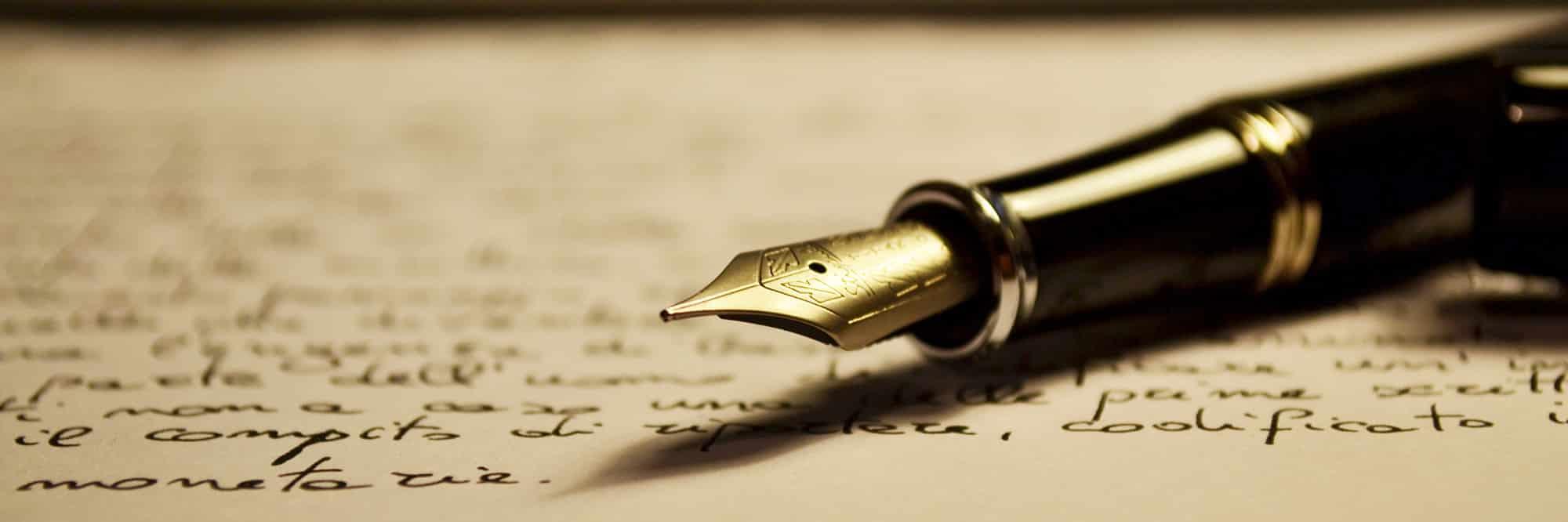 Nog meer schrijven!