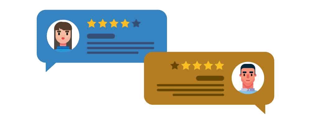 Reviews; Laat ze organisch gebeuren!